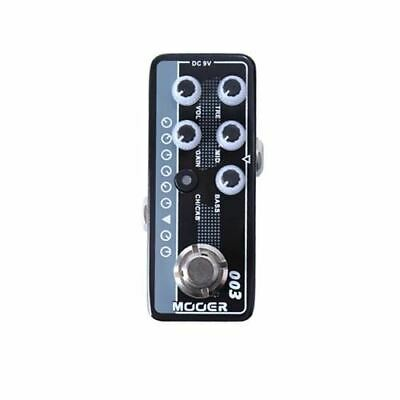 Mooer 003 Power-Zone Micro Preamp