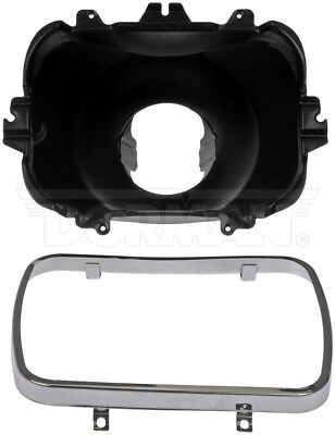 GMC S15 JIMMY SYCLONE SAFARI HEADLIGHT BUCKET BEZEL MOUNTING KIT R or L 42437