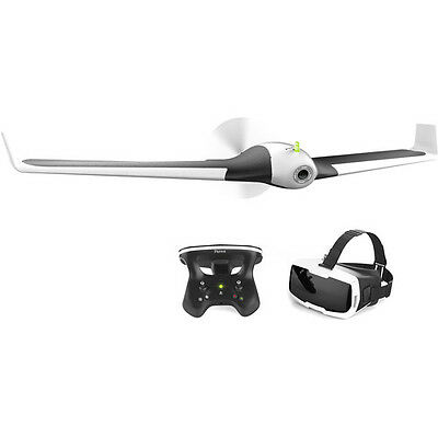 Parrot DISCO + FPV Bundle PF750001, 100% Authentic, NEW in Box