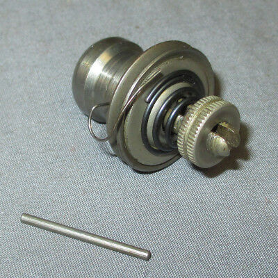 Cleaned Antique Singer 66 99 Red Eye Sewing Machine Thread Tension Tensioner