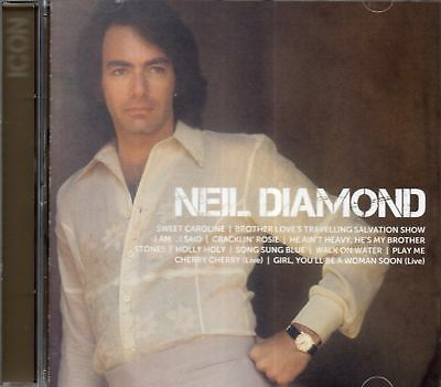 Neil Diamond - Icon (Hits Collection) 2010 CD (New)