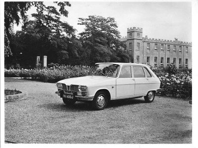 1971 Renault 16 TL ORIGINAL Factory Photo oua2131