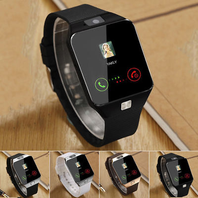 DZ09 Smart Watch Phone Bluetooth Apple & Android Compatible GT08 2018 CHRISTMAS