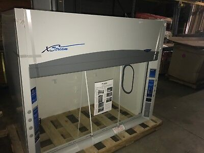 "Labconco X Stream 6' 72"" Fume Hood w/ 4' Protector Flammable Storage Cabinet NEW"