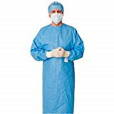 NAFDAC Standard Surgical Gown Spunlace Large SEALED STERILE New