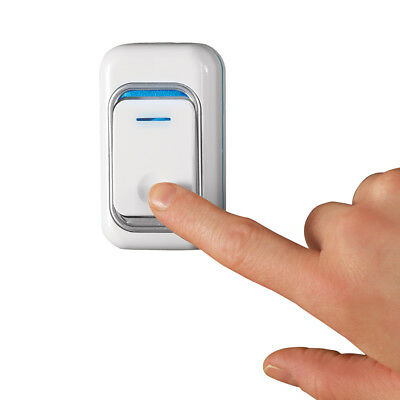 48-melody Wireless Doorbell, by Collections Etc