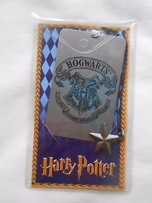 Harry Potter Collectible Metal Bookmarks...hogwarts...scholastic 2000...