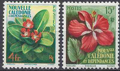 New Caledonia N°288/289 New With Original Gum