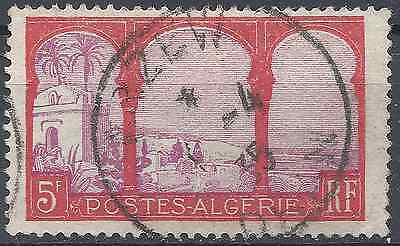 Colony Algeria N°56 - Obliteration Stamp Has Date - Value
