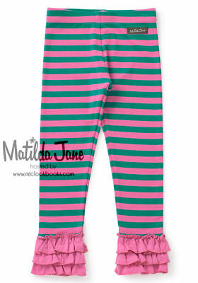 Girls Matilda Jane Make Believe Take Me Home Leggings Grils size 4 6 NWT