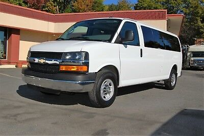 2015 Chevrolet Express LT VERY NICE 2015 MODEL LT PACKAGE 15 PASSENGER VAN....UNIT# 1645T