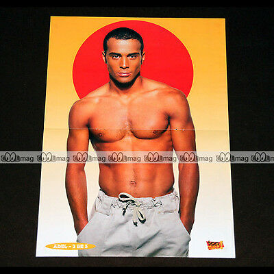 ADEL KACHERMI / 2 BE 3 (Boys Band 90's 2BE3) - Poster #PM957