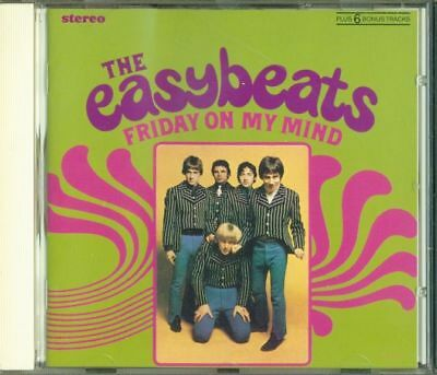 The Easybeats - Friday On My Mind Cd Perfetto