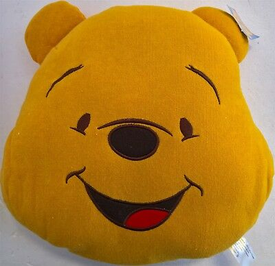 ~ Winnie the Pooh - 3D SHAPED CUSHION PILLOW KIDS BED BEDROOM COUCH HOME Last