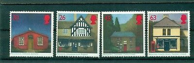 Great Britain - Sc# 1767-70. 1997 Post Offices. MNH $4.25.