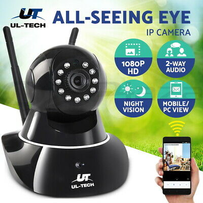 1080P Wireless IP Camera CCTV Security System Network Baby Monitor Night Vision