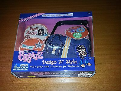 Bratz Flash and Dash Tote - Sasha Denim Purse