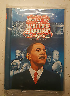 African American Expressions Journal Diary From White House J103/Black Americana
