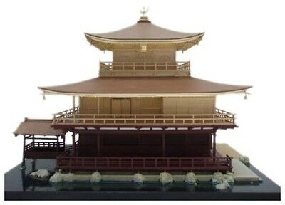 Fujimi Model Kit 1/100 Rokuon-ji / Kinkaku-ji (Temple of the Golden Pavilion)