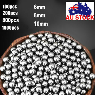 6mm 8mm 10mm Replacement Parts Bike Bicycle Steel Ball Bearing Outdoor Toys