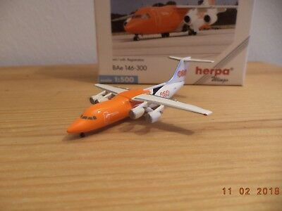 Herpa Wings TNT BAe-146 NG 1:500 Toprar, sold out