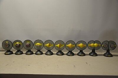 Vintage Turtox Jewell Cell Division Biology Science Anatomical Models Lot, PSU