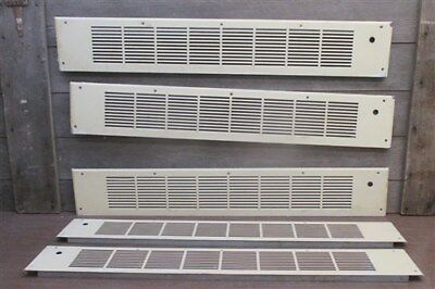 5 Heat Register Air Return Wall Grates Metal Vents Architectural Salvage Floor