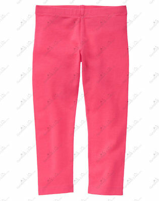 NWT Gymboree Girls Tea Time Afternoon Pink Watermelon Leggings Size 4