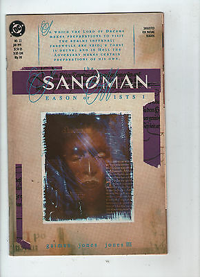 SANDMAN-MASTER OF DREAMS # 22 - 1st App. MAZIKEEN & DANIEL HALL ( ND 1991 )