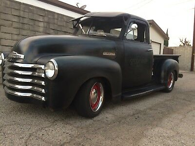1951 Chevrolet Other Pickups truck 1951 chevy truck all steel hot rod