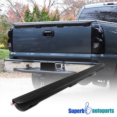 High Quality 99-07 Chevy Silverado GMC Sierra Tailgate Cap Molding Protector