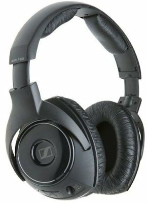 Sennheiser HDR160 Digital Wireless Receiver Headphone - Black