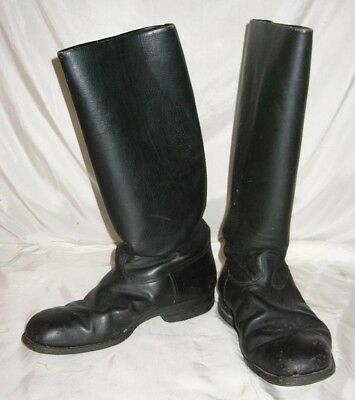 Rare Original WWII Bulgarian royal officer army boots German ally