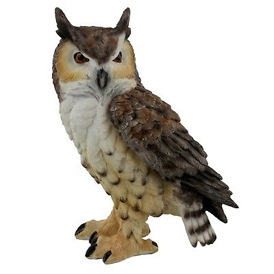 Eagle Owl by Juliana - Natural World Collection - 13cm Ornament Figurine
