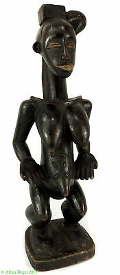 Fang Female Reliquary Figure Gabon African Art