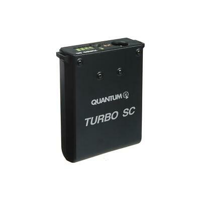 Quantum Turbo SC Battery Pack for Portable Flashes, Europe Plug #860105