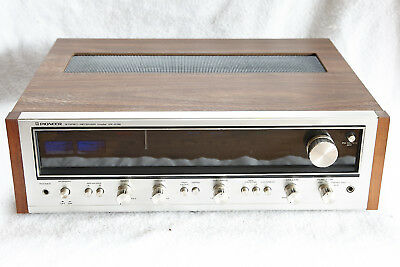 Vintage Pioneer Sx-636 Stereo Fm/am Amplifier Receiver.phono Stage.excellent.