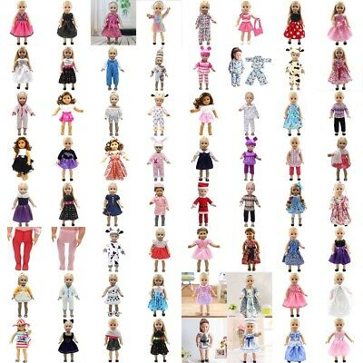 Clothes Underwear Pants Shoes Dress Accessories for 18inch Doll Girls Toy gut
