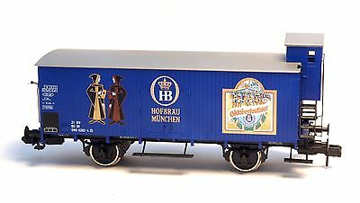 Marklin 85831 gauge I Höfbräu München Oktoberfest Beer Car early era