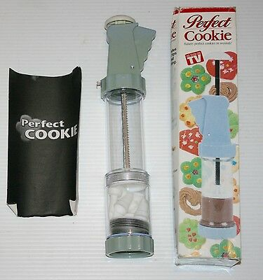 Perfect Cookie Bakery perfect cookies in seconds! As Seen on TV, Press, tips +