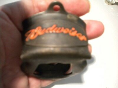 Budweiser Wall mount bottle opener vintage style