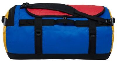 The North Face Base Camp Duffel Travel Bag, Large Bright Cobalt Blue