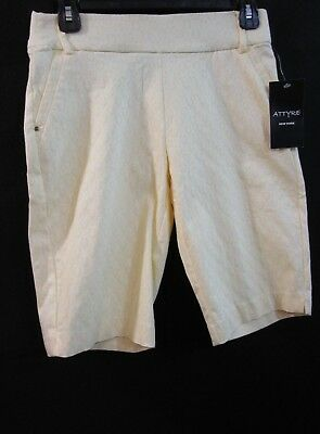 Attyre New York Short New With Tag Sz 2