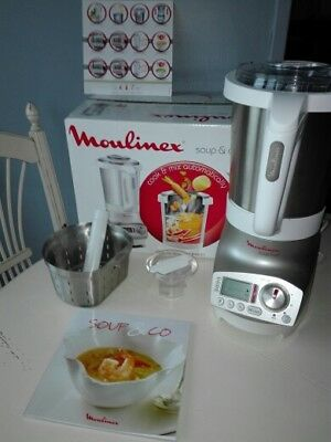 Blender chauffant Moulinex SOUP & CO *TBE*