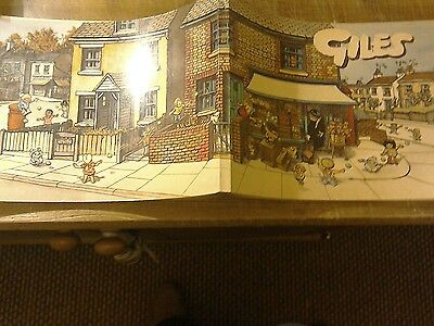 A Giles Cartoon Book.series 28.1974.Daily Express.Intro Mke Yarwood.