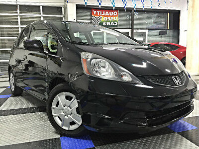 2012 Honda Fit  Cruise Control Fuel Efficient Rebuildable Salvage Repairable Hatchback USB iPod