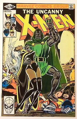 UNCANNY X-MEN # 145 Cents Cover Marvel VFN- (1981)
