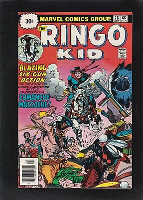 Ringo Kid #28 Ultra Rare 30 Cent Price Variant! Only one on Ebay!