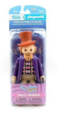 Funko x Playmobil Willy Wonka & the Chocolate Factory: Willy Wonka #7779