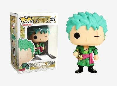 Funko Pop Animation: Shonen Jump One Piece - Roronoa Zoro Vinyl Figure #23191
